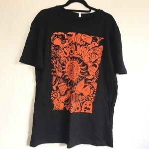 Sublime Cotton Graphic Band Tee